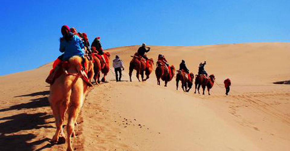 15 Days Silk Road Adventure - BSS15