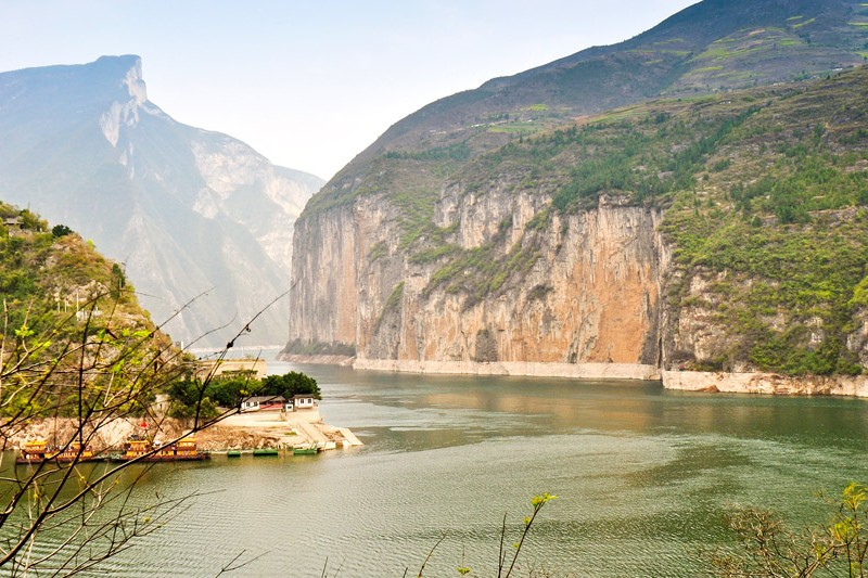 9 Days Yangtze River Cruise Extended Upstream
